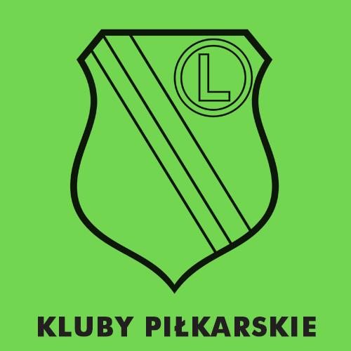 Kolorowanki dla dzieci - Polskie kluby piłkarskie