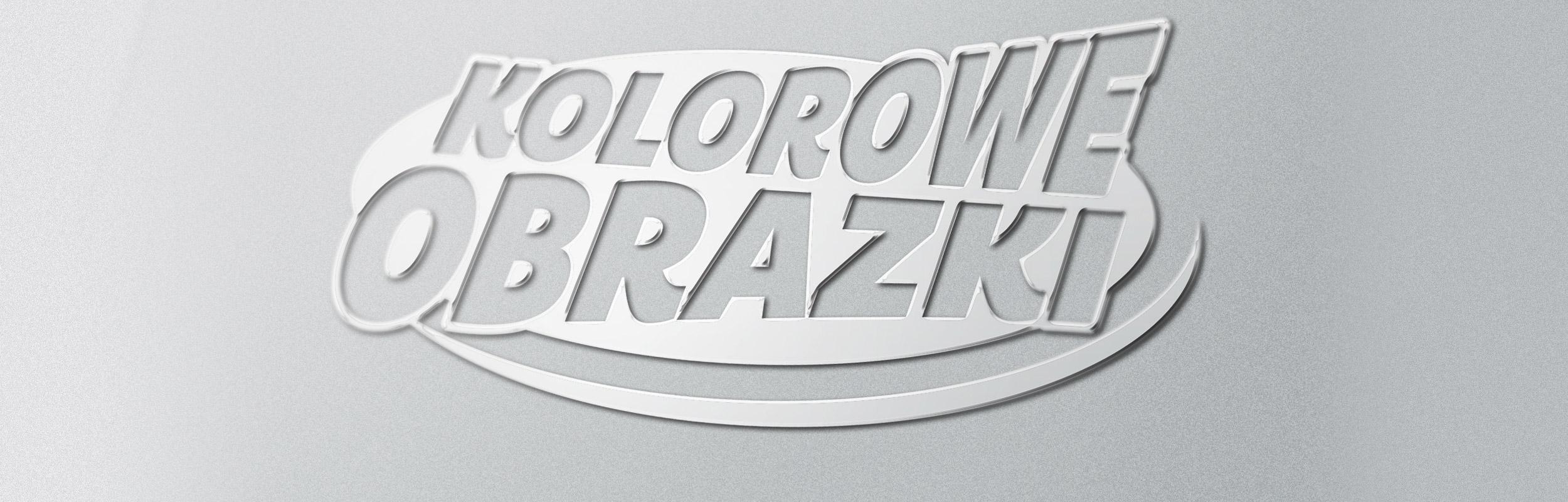 Nowe logo portalu Kolorowe-Obrazki.pl - Kolorowanki dla dzieci