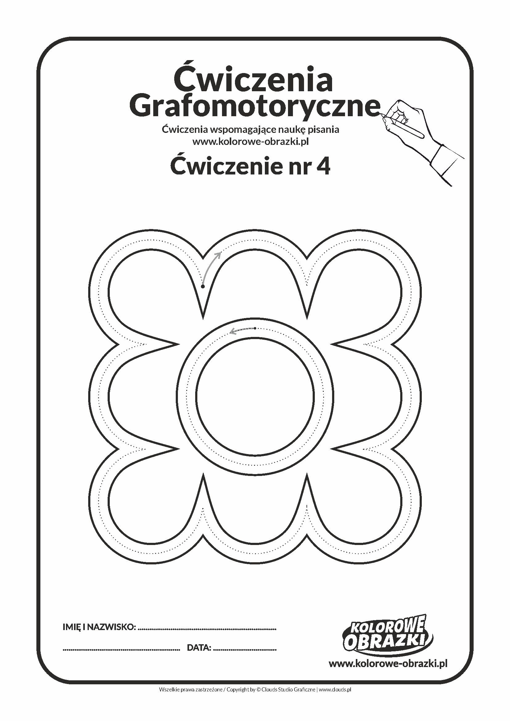 Ćwiczenia grafomotoryczne, grafomotoryka